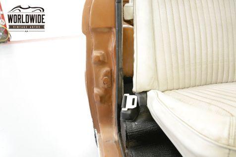 1976 Ford BRONCO UNCUT! STOCK. PS! PB! 4x4! CONVERTIBLE!   Denver, CO   Worldwide Vintage Autos in Denver, CO