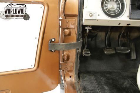 1976 Ford BRONCO UNCUT! STOCK. PS! PB! 4x4! CONVERTIBLE! | Denver, CO | Worldwide Vintage Autos in Denver, CO