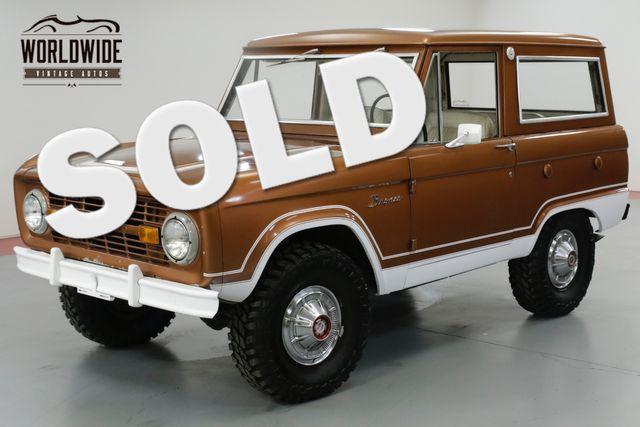 1976 Ford BRONCO in Denver CO