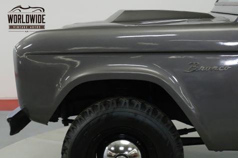 1976 Ford BRONCO RESTORED FRAME UP. 351 V8. 4X4 REMOVABLE TOP.  | Denver, CO | Worldwide Vintage Autos in Denver, CO