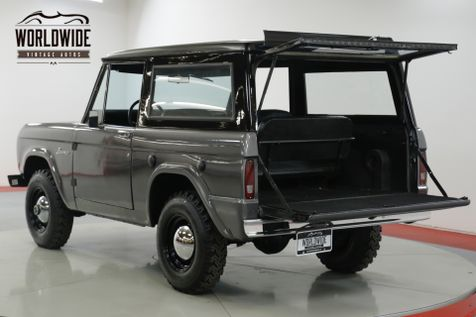 1976 Ford BRONCO RESTORED FRAME UP. 351 V8. 4X4 REMOVABLE TOP.  | Denver, CO | Worldwide Vintage Autos in Denver, CO