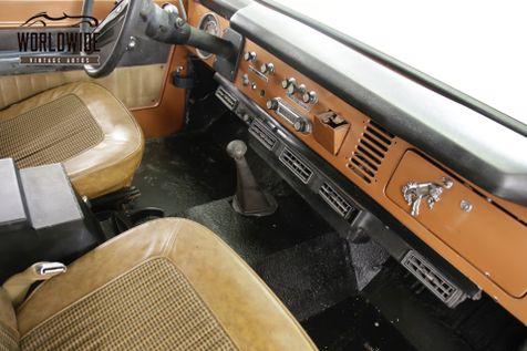 1976 Ford BRONCO SPORT 4x4 FUEL INJECTION 5.0L HO PS PB AC   Denver, CO   Worldwide Vintage Autos in Denver, CO