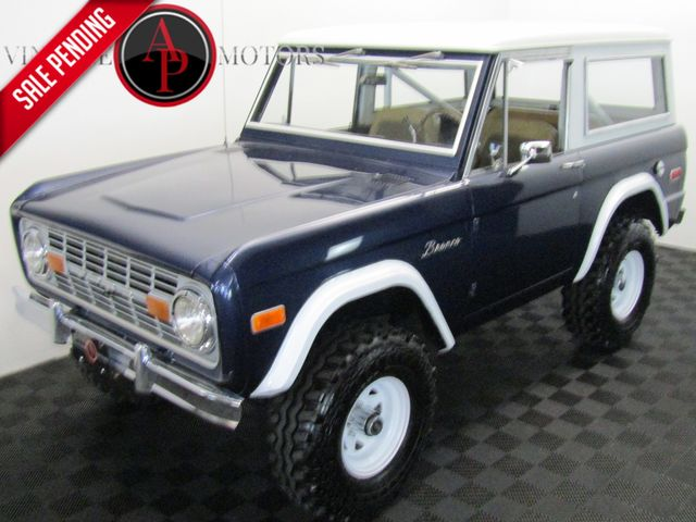 1976 Ford Bronco RANGER V8 AUTO PS PB