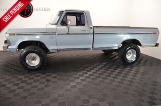 1976 Ford F-150 4X4 BIG BLOCK 390 PS PB W/ DISC in Statesville, NC 28677