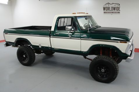 1976 Ford F150 FUEL INJECTED 428 C6 AUTO 4X4!   Denver, CO   Worldwide Vintage Autos in Denver, CO