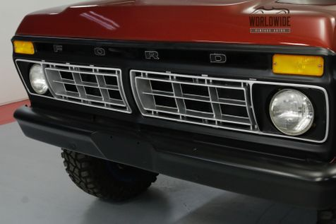 1976 Ford F150 RESTORED. 4x4. V8! LIFT. CUSTOM WHEELS PS PB. | Denver, CO | Worldwide Vintage Autos in Denver, CO