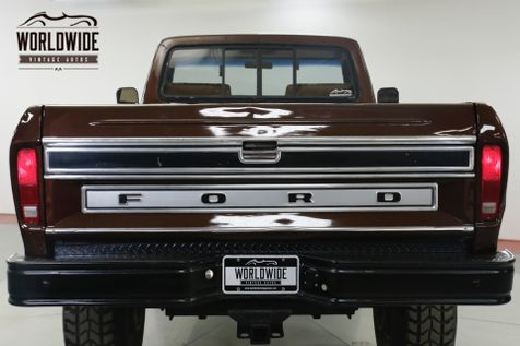 1976 Ford F250  HIGH BOY 4x4 390 V8 C6 AUTO LIFT | Denver, CO | Worldwide Vintage Autos in Denver, CO