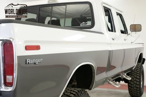 1976 Ford F250 RANGER CREW CAB VERY RARE V8 4-SPEED PS PB  | Denver, CO | Worldwide Vintage Autos in Denver, CO