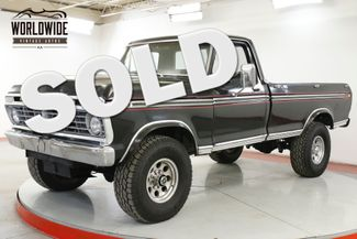 1976 Ford F250 460V8 4-SPEED 4X4 PS PB MUST SEE | Denver, CO | Worldwide Vintage Autos in Denver CO