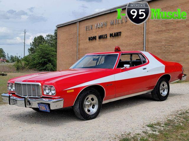1976 Ford Gran Torino Starsky & Hutch Tribute