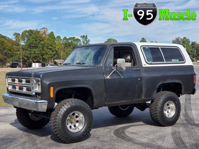 1976 GMC K/5 Jimmy SUV 4x4 in Hope Mills, NC 28348