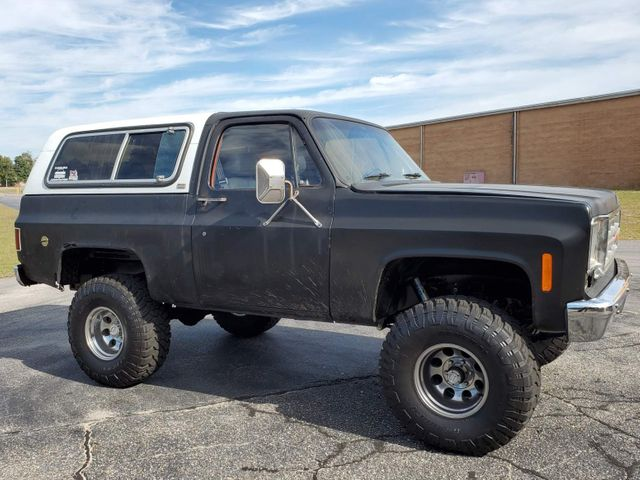 1976 GMC K/5 Jimmy SUV 4x4 in Hope Mills, NC 28348