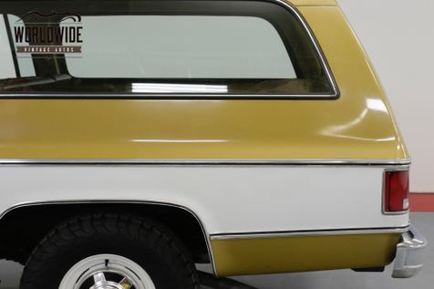 1976 GMC SUBURBAN RARE COLLECTOR TIME CAPSULE    Denver, CO   Worldwide Vintage Autos in Denver, CO