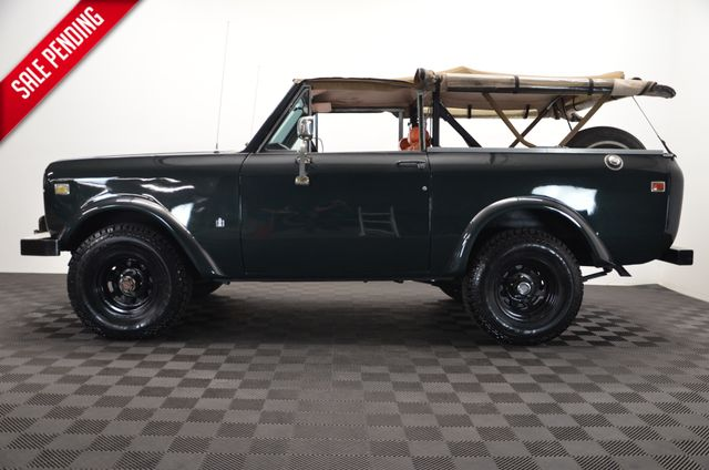 1976 International SCOUT V8 PS PB DISC AC CRUISE