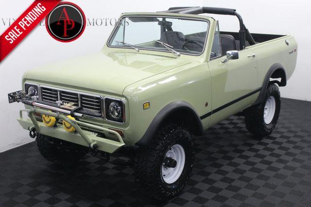 1976 International Scout II 345 V8 4X4 2 TOPS