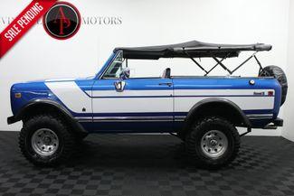 1976 International Scout II RALLYE STRIPES V8 4X4 in Statesville, NC 28677