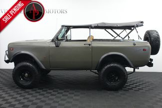 1976 International SCOUT FRAME OFF RESTO WITH AC in Statesville, NC 28677