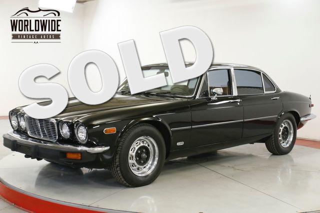 1976 Jaguar XJ RESTORED $30K BUILD HOT ROD 350 V8 PS PB  | Denver, CO | Worldwide Vintage Autos in Denver CO