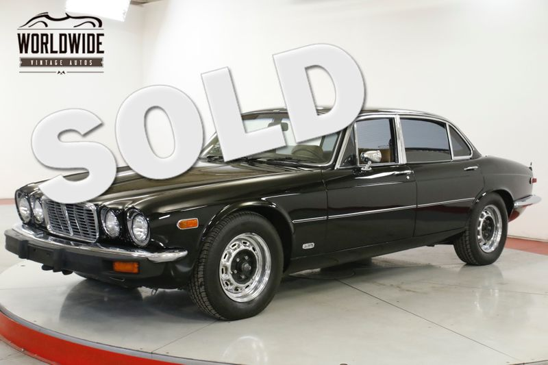 1976 Jaguar XJ RESTORED $30K BUILD HOT ROD 350 V8 PS PB  | Denver, CO | Worldwide Vintage Autos