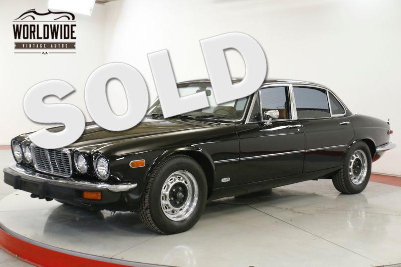 1976 Jaguar XJ RESTORED $30K BUILD HOT ROD 350 V8 PS PB  | Denver, CO | Worldwide Vintage Autos