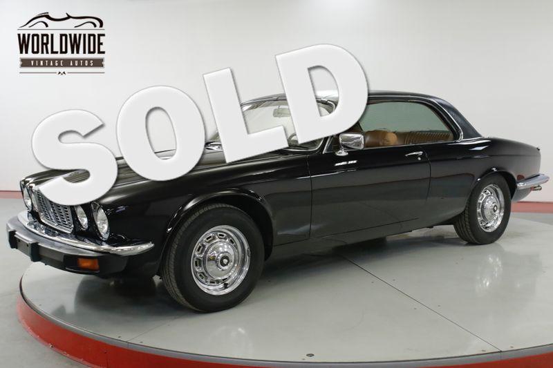 1976 Jaguar XJ6C $65K BUILD / RESTORATION FUEL INJECTED! PS PB   Denver, CO   Worldwide Vintage Autos