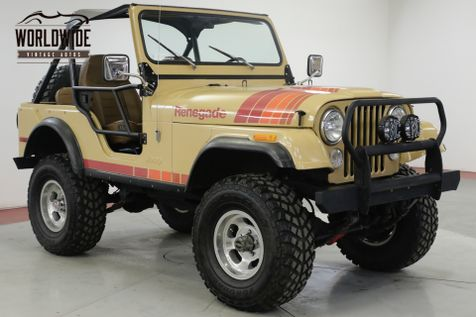 1976 Jeep CJ5  TEXAS TRUCK LIFT V8 COVERTIBLE 4X4 MUST SEE | Denver, CO | Worldwide Vintage Autos in Denver, CO