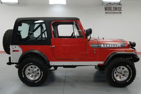 1976 Jeep CJ7 304V8 AUTO 4X4 REMOVABLE HARD TOP | Denver, CO | Worldwide Vintage Autos in Denver, CO
