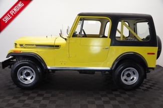 1976 Jeep CJ7 ONE OWNER RENEGADE V8 AUTO PS in Statesville NC, 28677