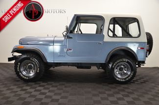 1976 Jeep CJ7 85K ORIGINAL V8 304 PS PB in Statesville, NC 28677