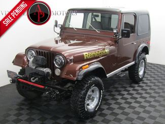 1976 Jeep CJ7 V8 4SPD RESTORED in Statesville, NC 28677