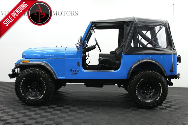 1976 Jeep CJ7 SOFT TOP WINCH ROLL BAR in Statesville, NC 28677