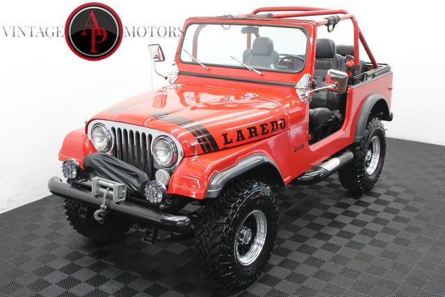 "1976 Jeep CJ7 304 V8 4X4 ""LAREDO"""
