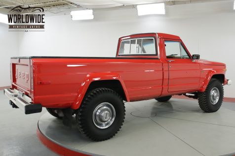 1976 Jeep GLADIATOR  4X4 401V8 AUTOMATIC RESTORED A/C MUST SEE | Denver, CO | Worldwide Vintage Autos in Denver, CO