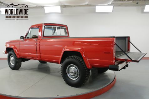1976 Jeep GLADIATOR  4X4 401V8 AUTOMATIC RESTORED A/C MUST SEE   Denver, CO   Worldwide Vintage Autos in Denver, CO