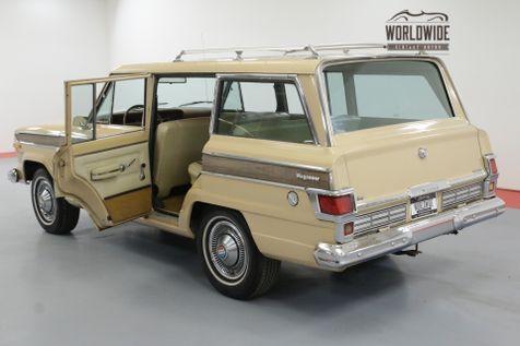 1976 Jeep WAGONEER TWO OWNER ALL ORIGINAL 88K. AC! | Denver, CO | Worldwide Vintage Autos in Denver, CO