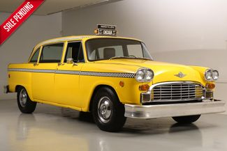 1976 Marathon CHECKER CAB Restored* Original Parts* | Plano, TX | Carrick's Autos in Plano TX
