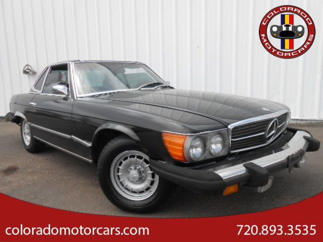 1976 Mercedes 450 SL