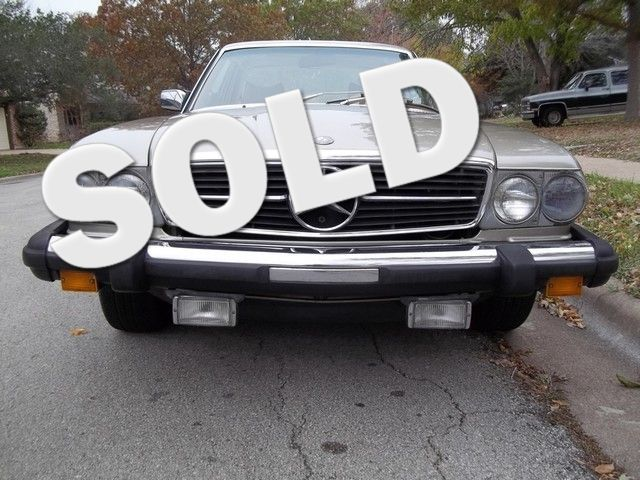 1976 Mercedes Benz 450 SLC Liberty Hill, Texas