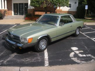 1976 Mercedes-Benz 450SLC C107 Chesterfield, Missouri 1
