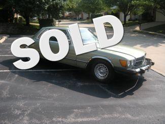 1976 Mercedes-Benz 450SLC C107 Chesterfield, Missouri