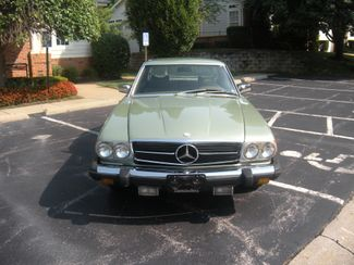 1976 Mercedes-Benz 450SLC C107 Chesterfield, Missouri 7