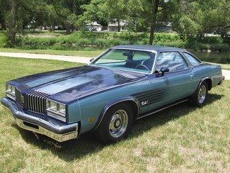 1977 Oldsmobile Cutlass S   Mokena, Illinois   Classic Cars America LLC in Mokena Illinois