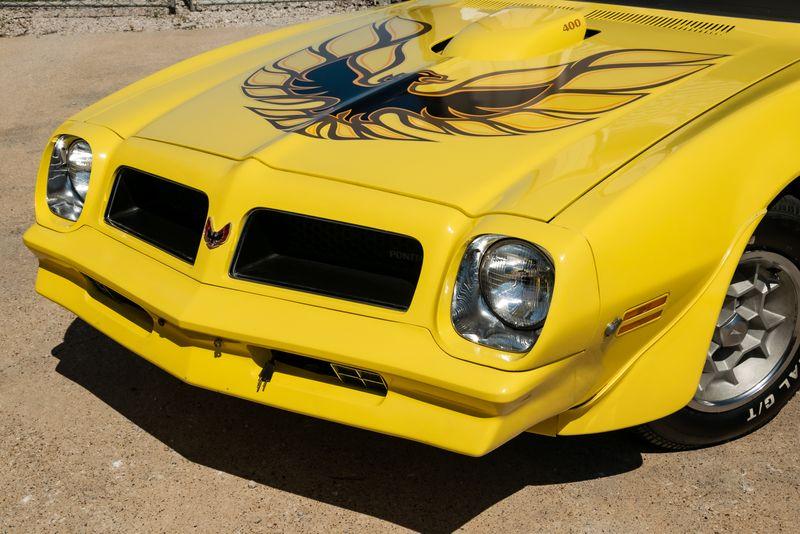 1976 Pontiac Firebird Trans Am 1 Owner in Rowlett, Texas
