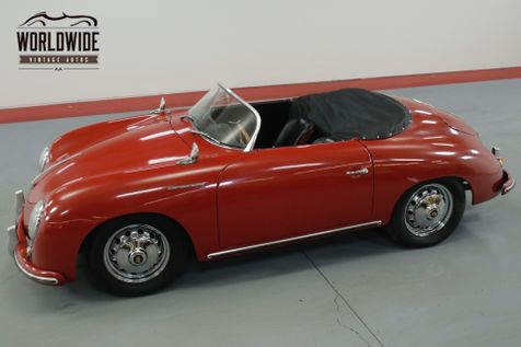 1957 Porsche SPEEDSTER 356. 4 WHEEL DISC BRAKES. 2100 CC. REPLICA  | Denver, CO | Worldwide Vintage Autos in Denver, CO