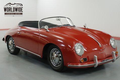 1957 Porsche SPEEDSTER 356. 4 WHEEL DISC BRAKES. 2100 CC. REPLICA  | Denver, CO | Worldwide Vintage Autos in Denver, CO