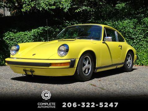1976 Porsche 912E 30,000 Original Miles Local 2 Owner Full History in Seattle