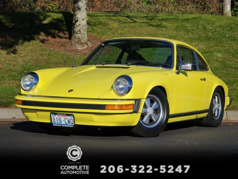 1976 Porsche 912E 30,000 Original Miles Local 2 Owner Full History in Seattle