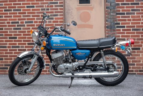 1976 Suzuki GT 500  in Oaks