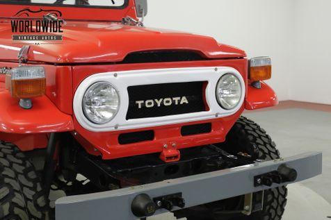 1976 Toyota LAND CRUISER  FJ40 FRAME OFF RESTORED RARE FST SOFT TOP   Denver, CO   Worldwide Vintage Autos in Denver, CO