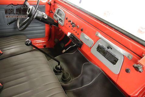 1976 Toyota LAND CRUISER  FJ40 FRAME OFF RESTORED RARE FST SOFT TOP | Denver, CO | Worldwide Vintage Autos in Denver, CO